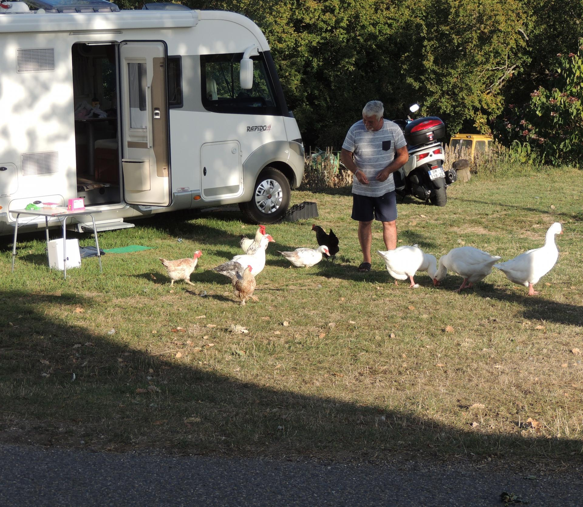 Bienvenue les Camping-Caristes